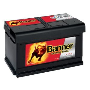 Autobaterie Banner 12V, 80Ah, 700A Power Bull P8014
