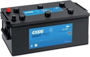 Autobaterie Exide StartPRO 12V, 180Ah, 1000A, EG1803