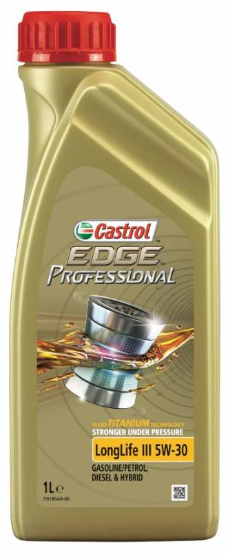 Castrol EDGE Titanium FST Professional Longlife III 5W-30 1L
