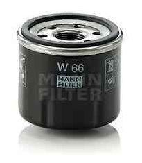 Olejový filtr MANN W66
