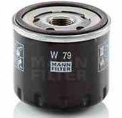 Olejový filtr MANN W79
