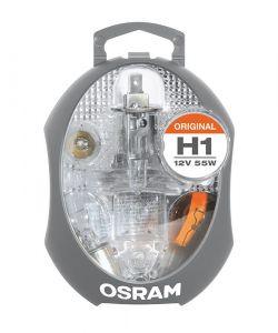 OSRAM H1 sada náhradních žárovek