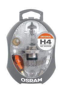 OSRAM H4 sada náhradních žárovek
