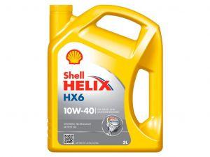 SHELL HELIX HX6 10W-40 5L