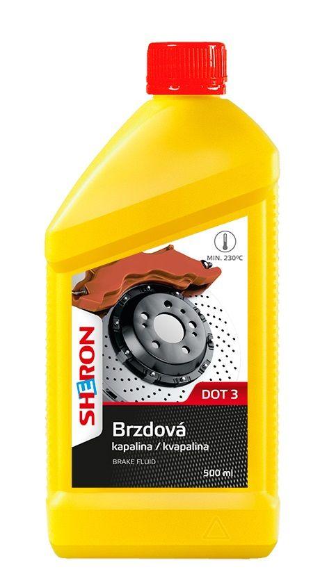 Sheron Brzdová kapalina DOT3 500 ml