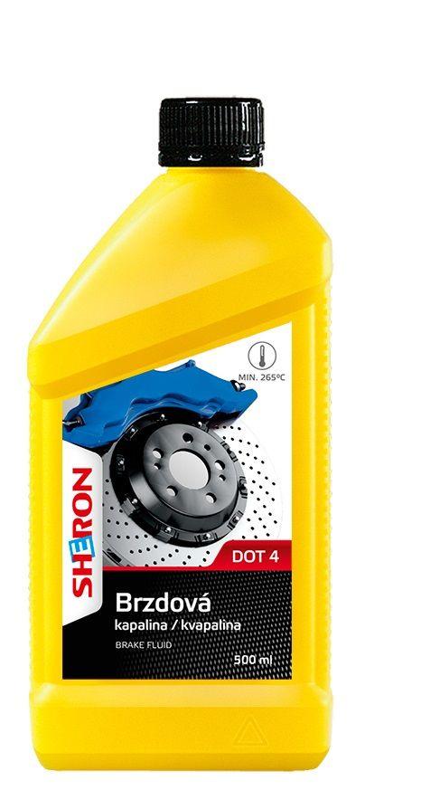 Sheron Brzdová kapalina DOT4 500 ml