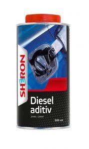 Sheron Diesel aditiv 500ml  zimní