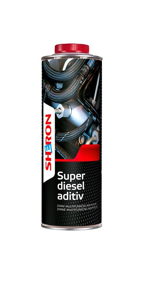 Sheron Super Diesel aditiv 1 L