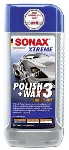 SONAX Xtreme leštěnka s voskem WAX3 250 ml
