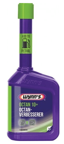 WYNNS - OCTAN 10+ 325 ml - Přísada do benzínu