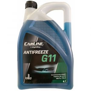 Carline Antifreeze G11 4L